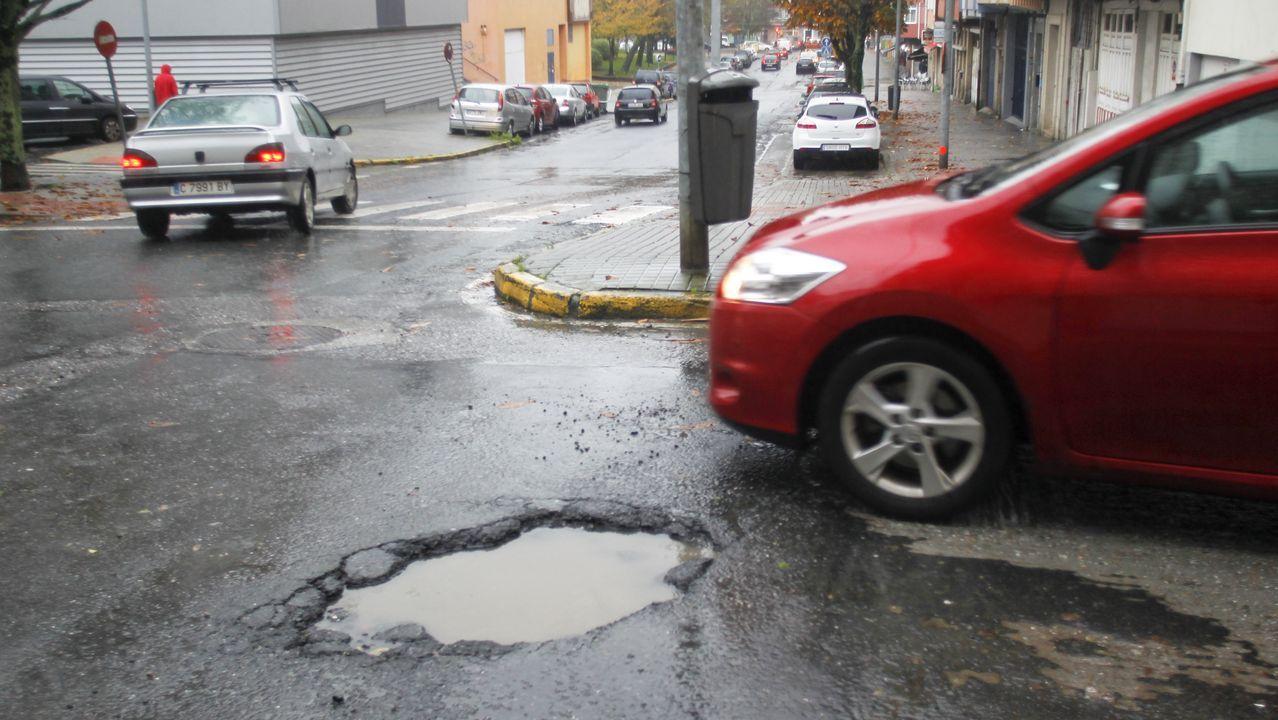 Baches en Ferrol