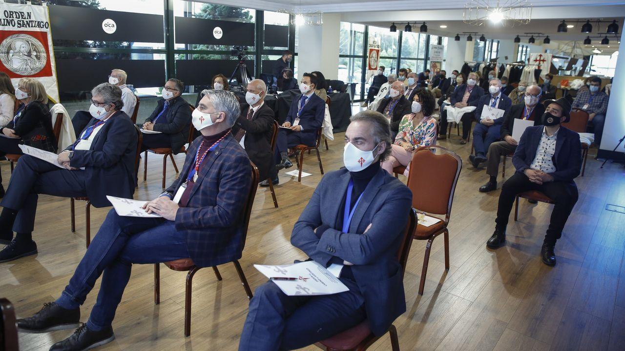 Congreso internacional As rutas de peregrinacións como impulsoras do turismo internacional, en el Hotel Oca Puerta del Camino