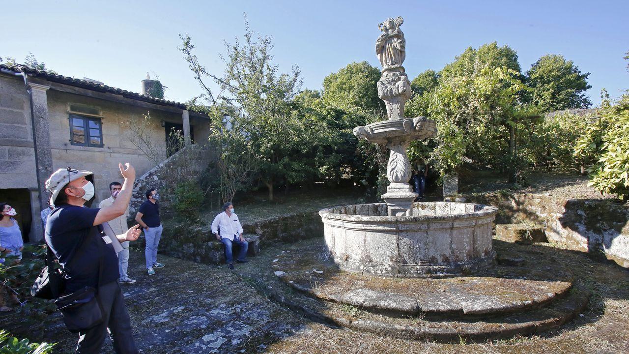 Descubrimos los secretos del convento de clausura de Santa Clara cerrado desde 2017.Xulio Ferreiro, candidato de Marea Atlántica en A Coruña, tras la derrota en las municipales