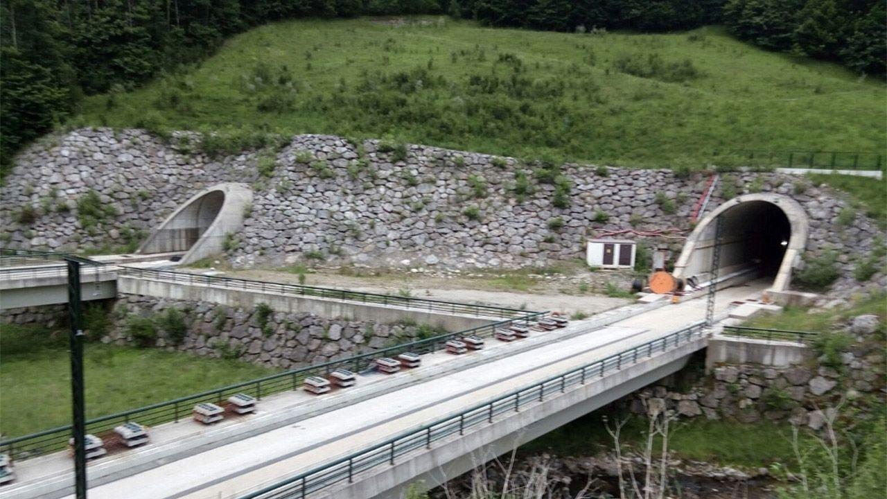Los túneles de Pajares