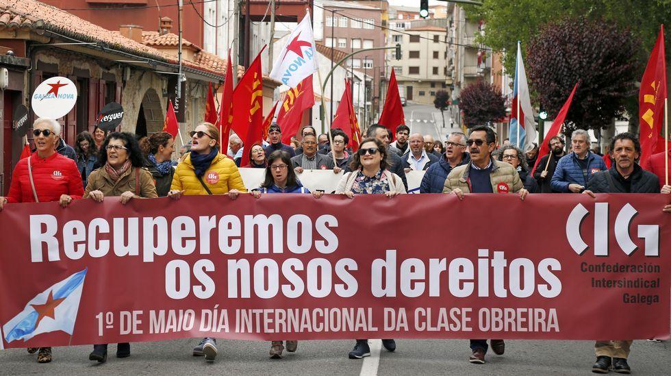Manifestación en Oviedo por el 15M