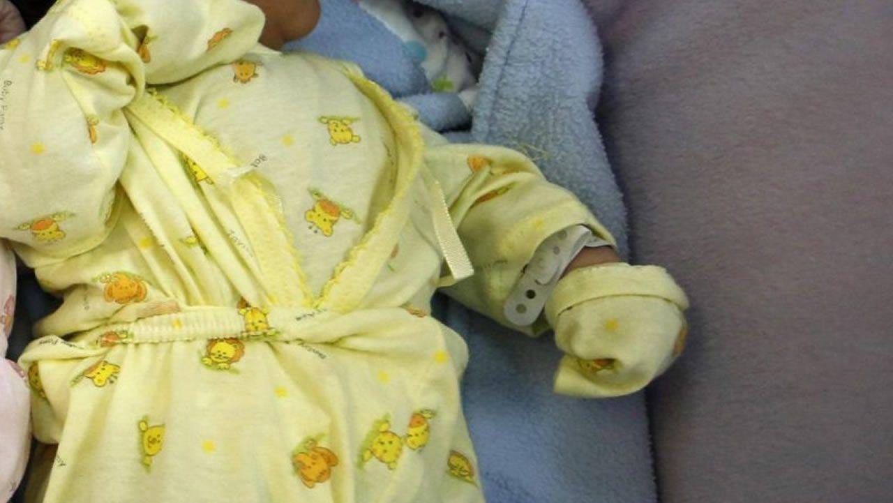 Marcio Pérez, las fotos de una vida alegre y en familia queparalizó un tiroteo.Bebé recién nacido en una maternidad de Lima
