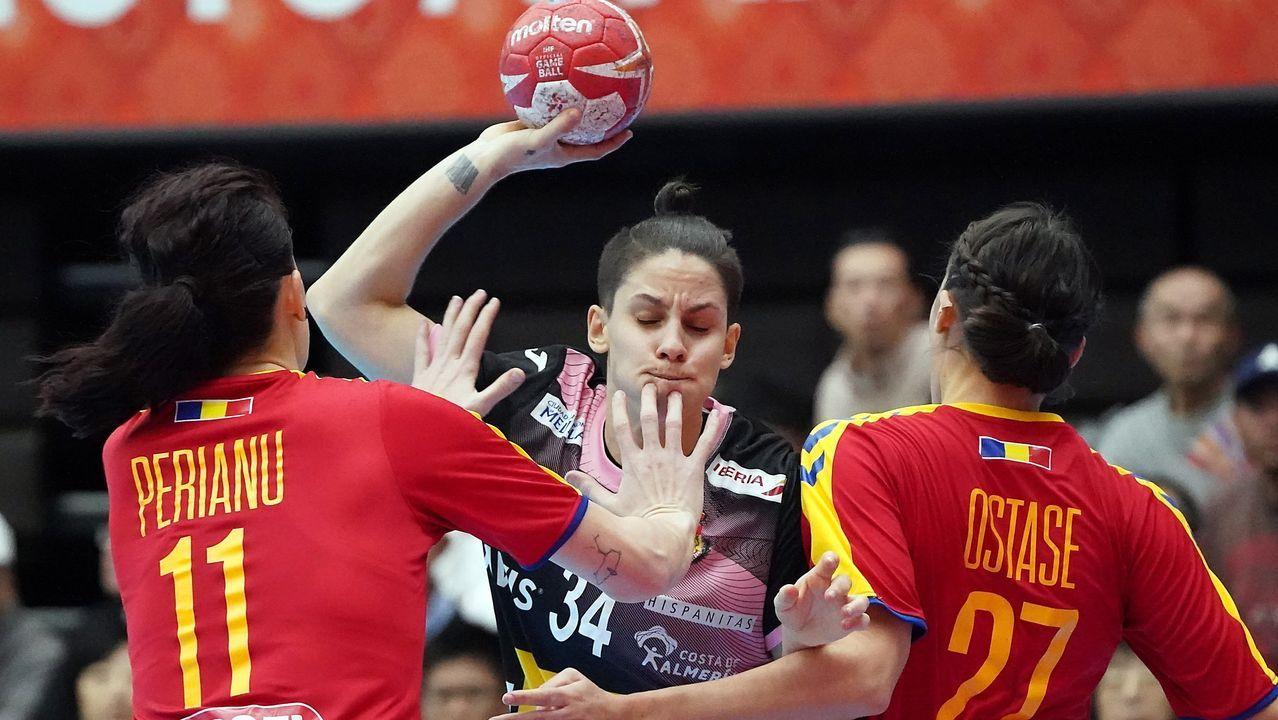 Las chicas de la selección golean a Japón.Isabel Muñoz impartirá este fin de semana un taller en Santiago