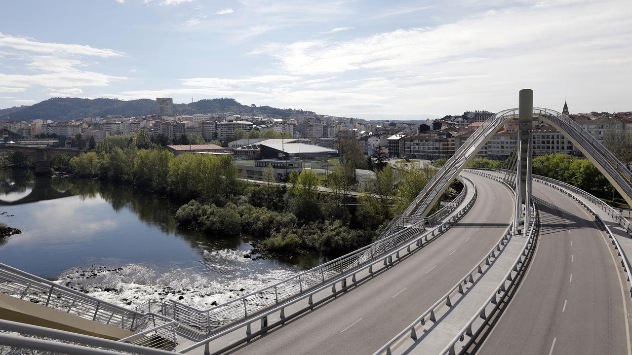 Ponte do Milenio (Ourense).