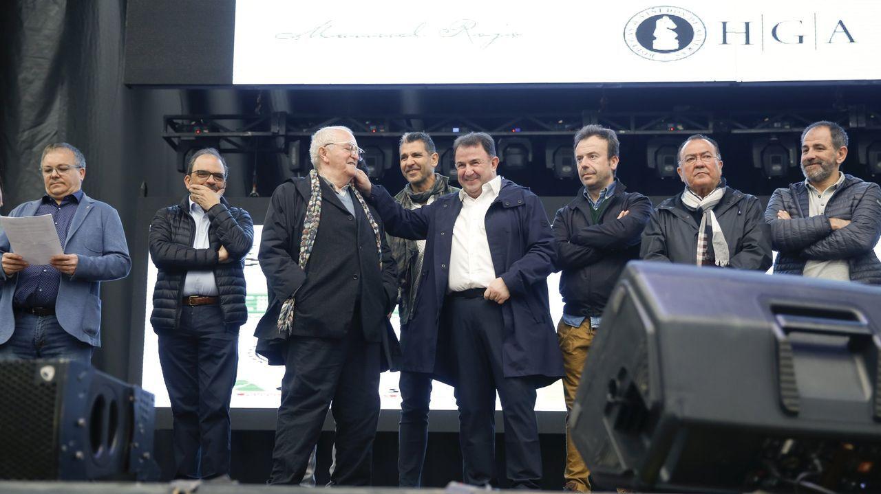 Los chefs de Estrellas Solidarios no Camiño promocionan la gastronomía y el paisaje gallego