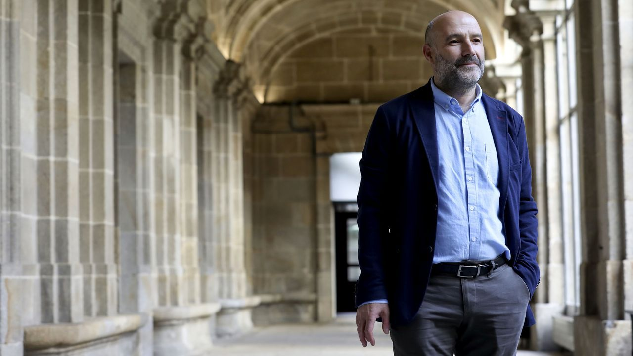 Néstor Rego, diputado del BNG por A Coruña