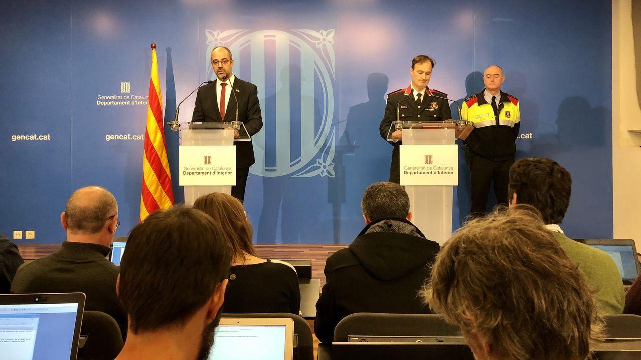 El exvicepresidente catalán Oriol Junqueras, de ERC