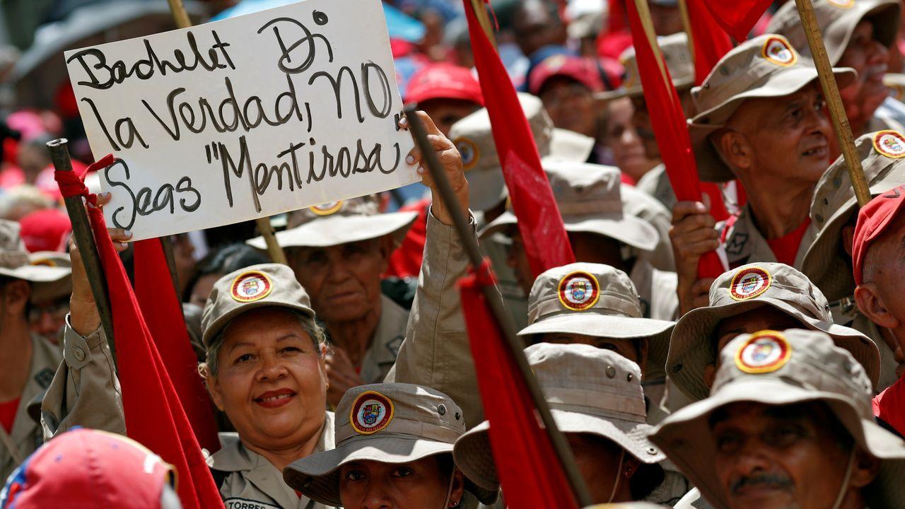 El antiguo comandante de las FARC Jesús Santrich