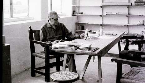Luis Seoane mantuvo correspondencia con escritores y artistas de ambos lados del Atlántico