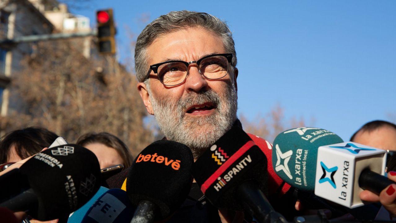 Carles Rieria (CUP). Los estatutos internos le impiden concurrir a otra legislatura.
