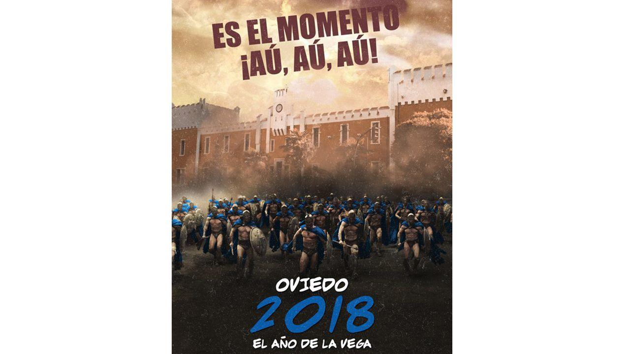 Cartel de Somos sobre La Vega