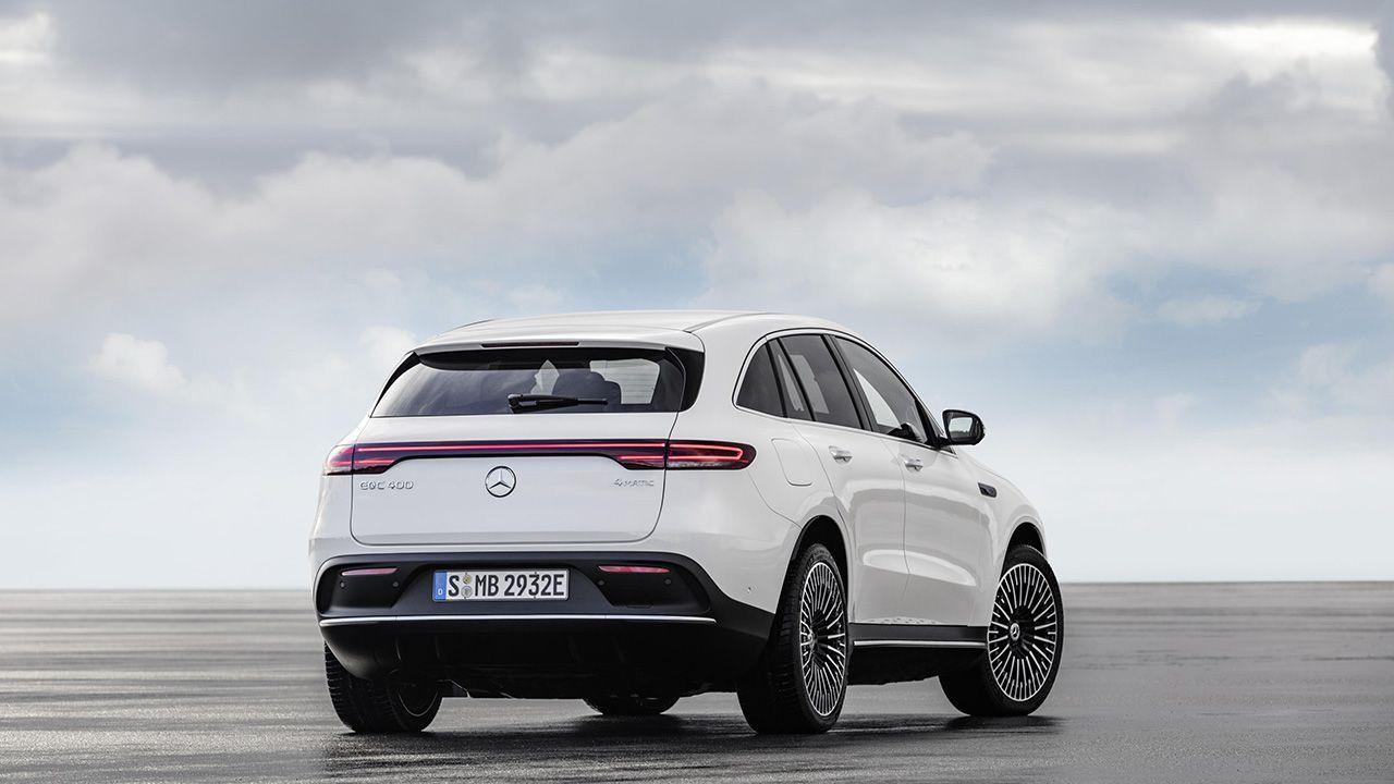 Llegan a Adarsa las primeras unidades del EQC el primer coche eléctrico de Mercedes