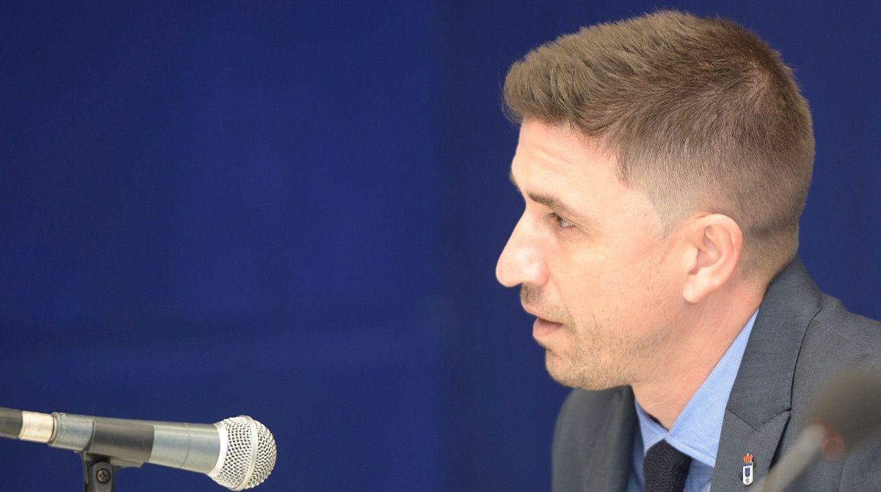 Rubén Reyes, en su presentación