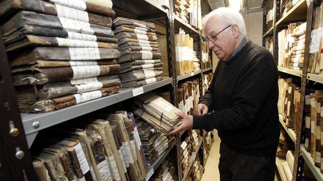 Miles de familias buscan sus orígenes a través de los archivos de la Iglesia