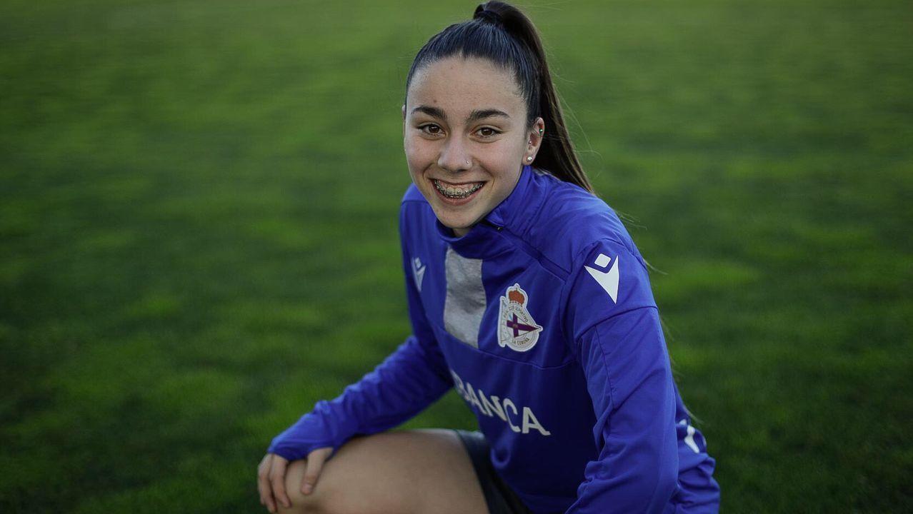 Las mejores imágenes del Deportivo femenino - Betis.Hugo Vallejo ha sido el último refuerzo del Deportivo