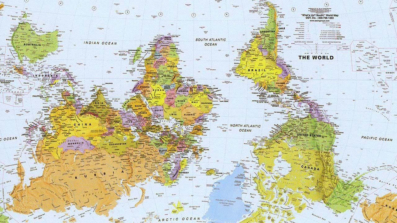 Mapa surafricano