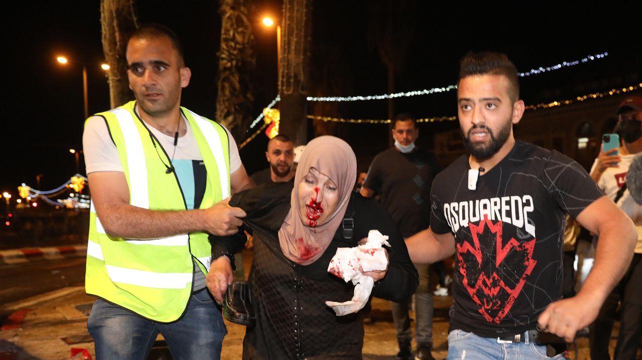 Nuevos enfrentamientos en Jerusalén