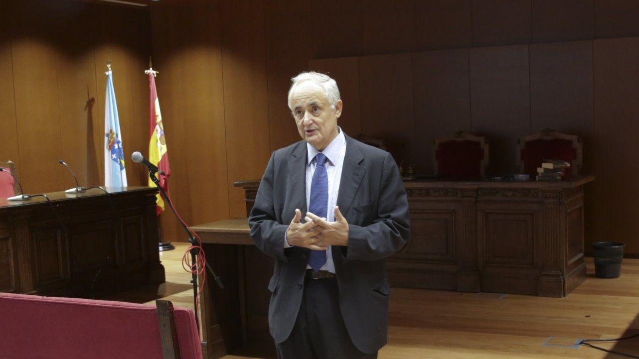 El Poder Judicial Nombra Magistrado Del Supremo Al Coruñés
