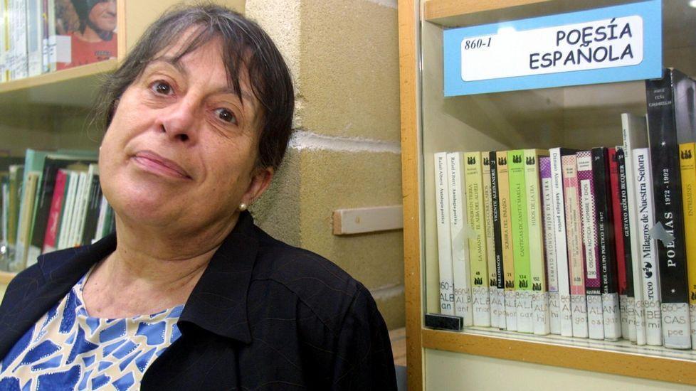 Así fue la puesta de largo de «Baio ten a pelota»: ¡mira las imágenes!.A escritora María Victoria Moreno