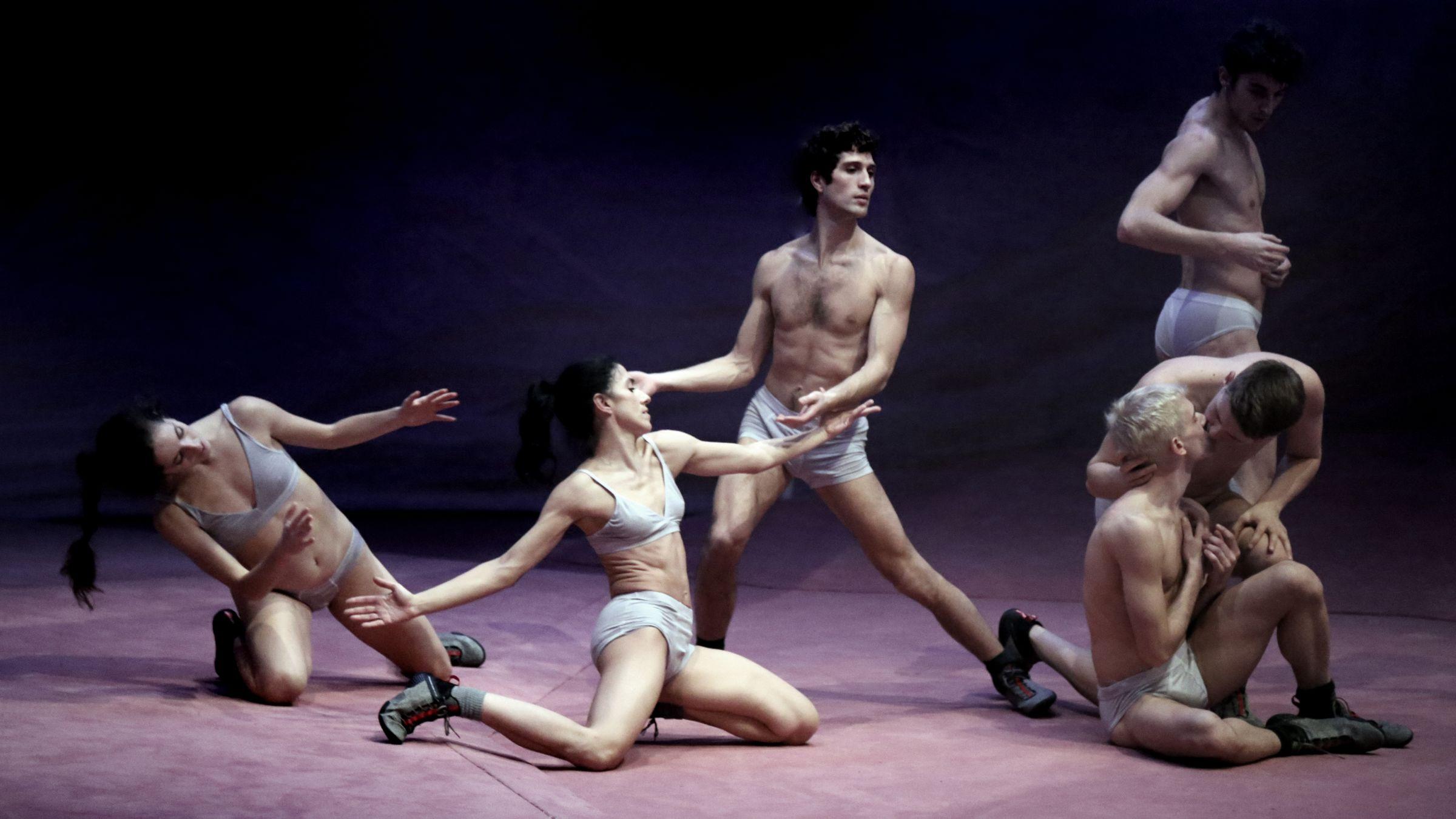 Kor?sia estrena en los Teatros del Canal su visión del mito balletístico