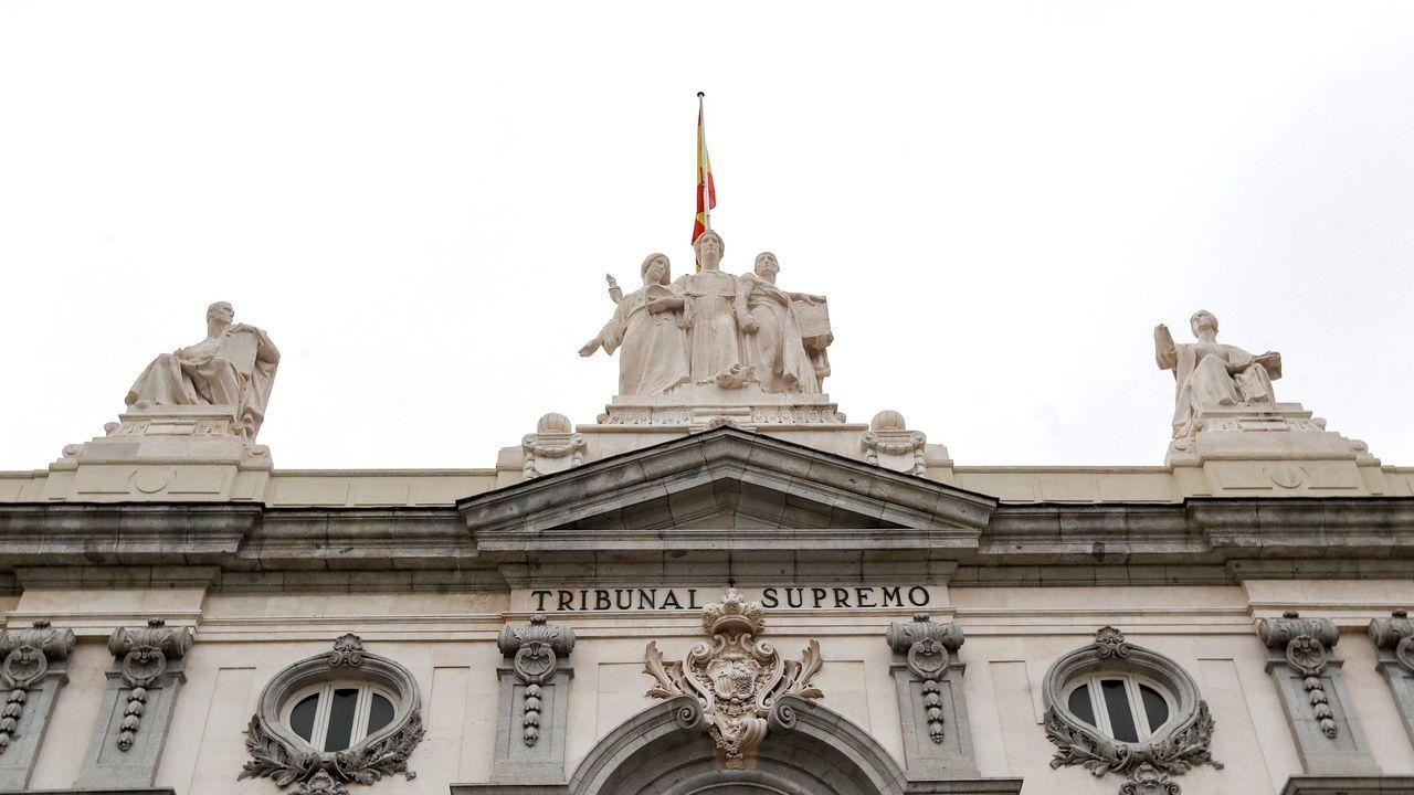 El partido histórico entre el Rodís y el San Martiño de veteranos, en imágenes