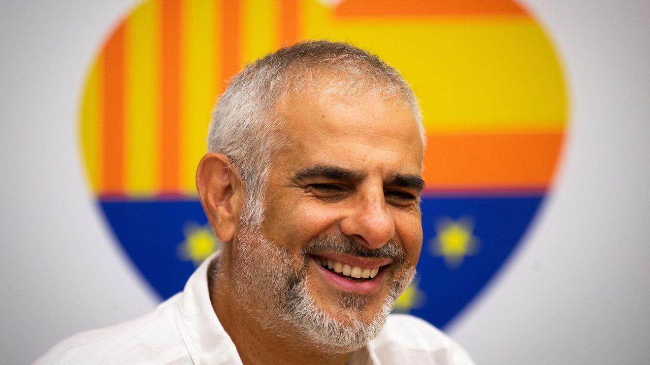 El presidente del grupo de Ciudadanos en el Parlament de Cataluña, Carlos Carrizosa, será el candidato por la formación naranja a las elecciones catalanas
