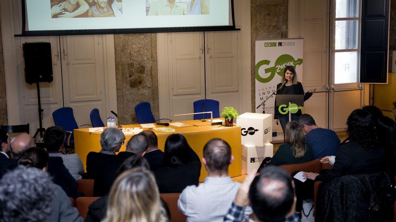 Presentación del proyecto Inversión en la Fundación Paideia