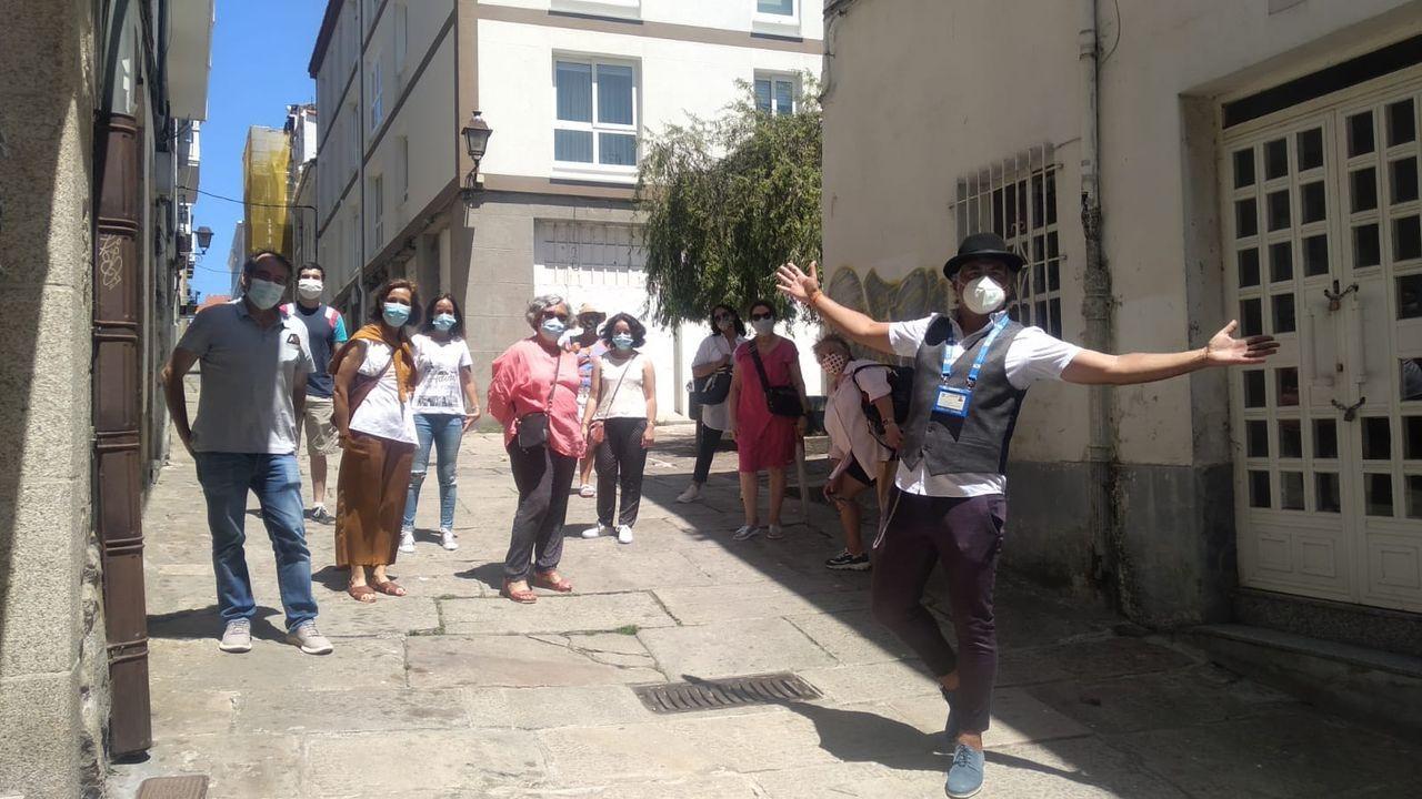 El equipo de «Voces de A Coruña» regresa con novedades