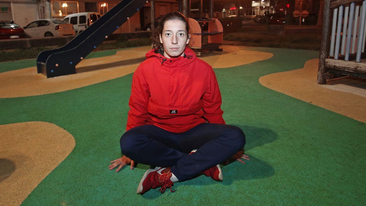 Paula Dapena: «Por las víctimas de la violencia machista no se guardó ningún minuto de silencio»