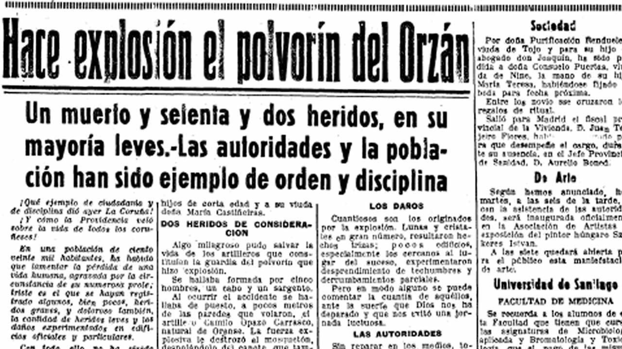 Las nuevas restricciones llegan a A Coruña.Susana Lata, acompañada por otros comerciantes, pide alumbrado navideño para la calle Orzán.