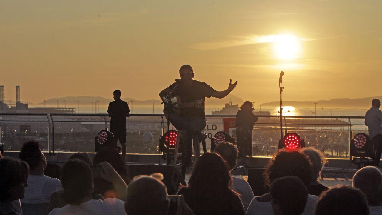 Coque Malla vendrá en julio al Auditorio Mar de Vigo