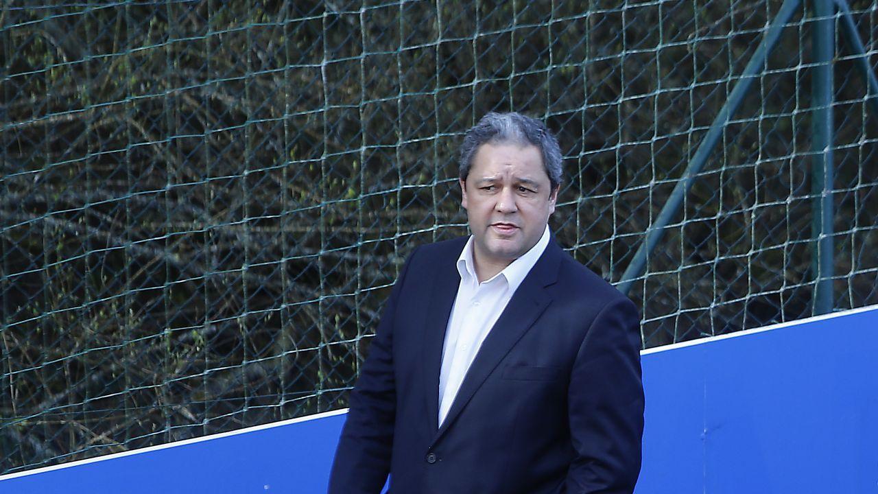 Sidnei asume como una final el partido ante el Las Palmas