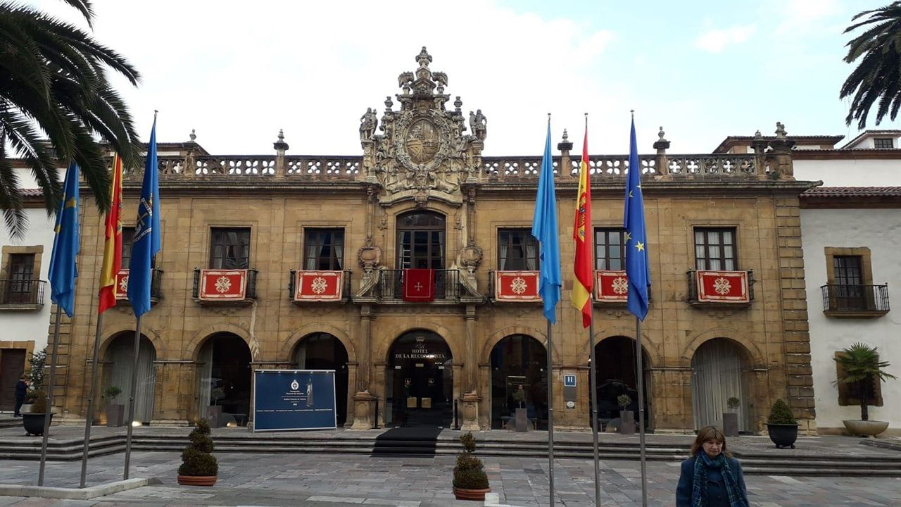 Hotel de la Reconquista de Oviedo