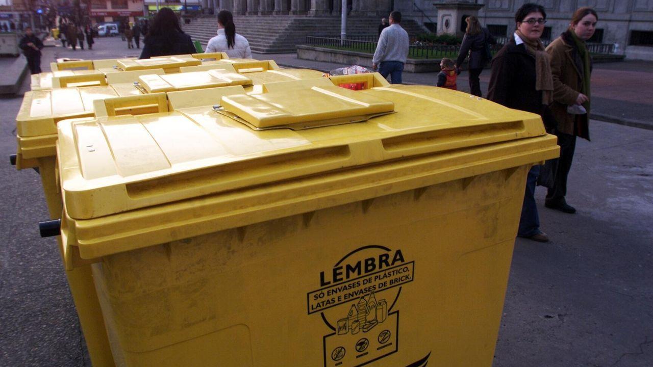 Algo tan sinxelo como botar os envases de plástico nos contedores amarelos pode ser vital para a preservación do medio ambiente