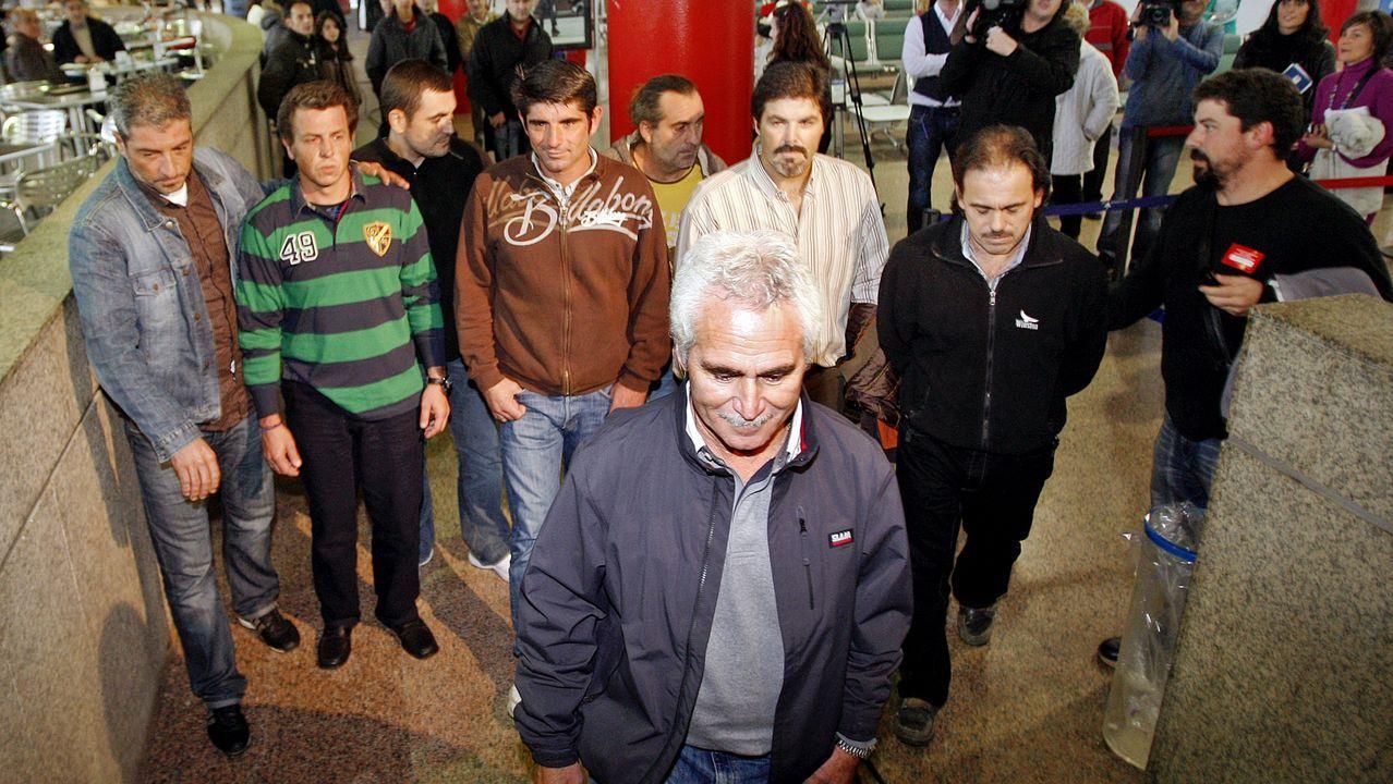 El Ejército del Aire encuentra restos del avión siniestrado en Murcia y confirma que el piloto no se pudo eyectar.Imagen del vídeo protagonizado por Joaquín