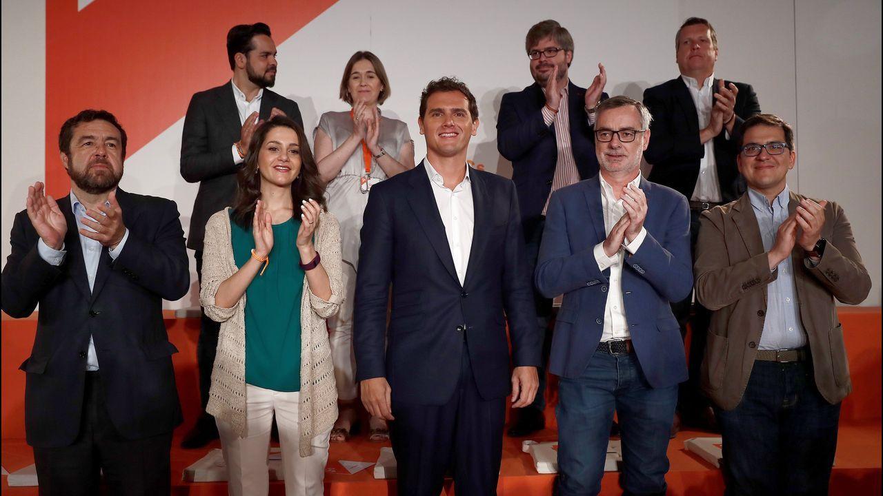 Rivera justifica las nuevas incorporaciones a Cs como el refuerzo necesario para «desmontar el plan Sánchez»